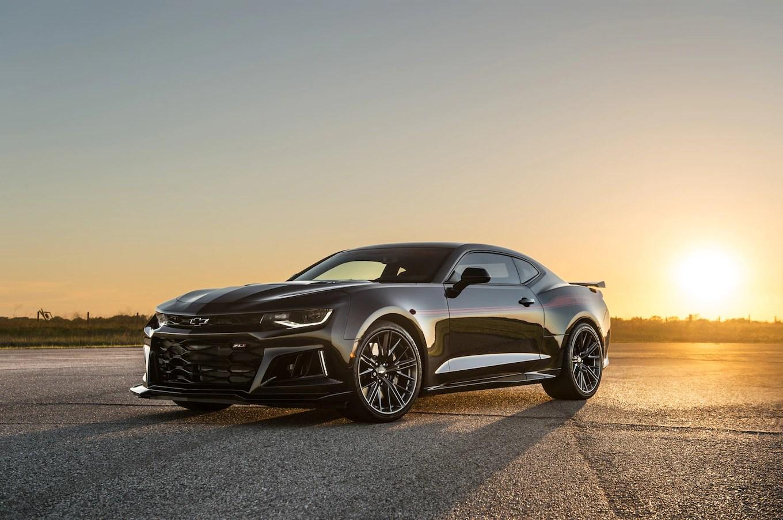 "Hennessey's New ""Exorcist"" Chevrolet Camaro ZL1 Set to ..."