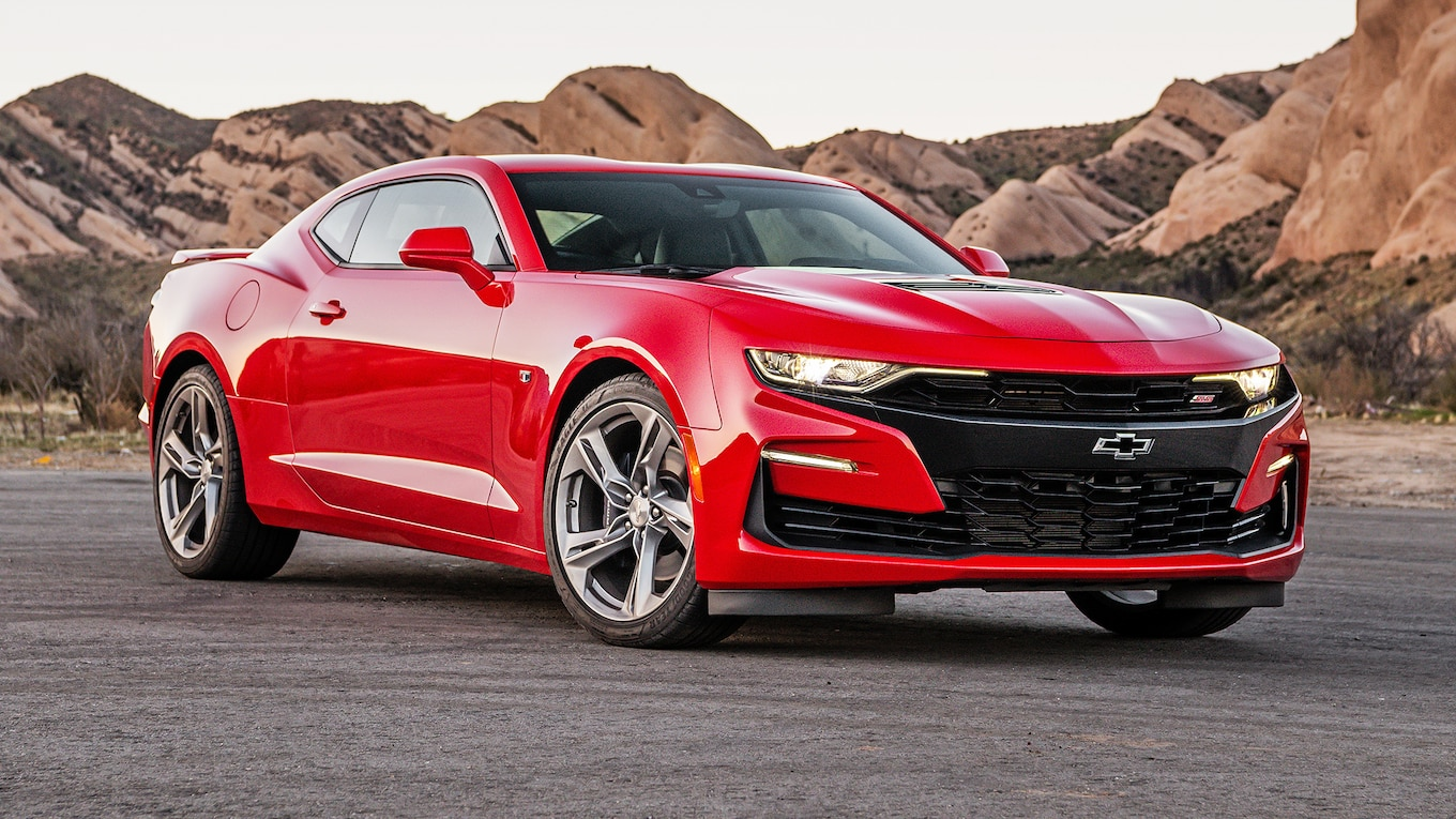 2019 Chevrolet Camaro SS First Test: 10 Speeds All The ...