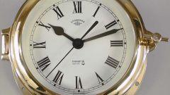 A mechanikus óra javítása