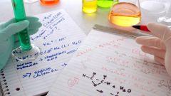 Az anyag moláris tömegének kiszámítása