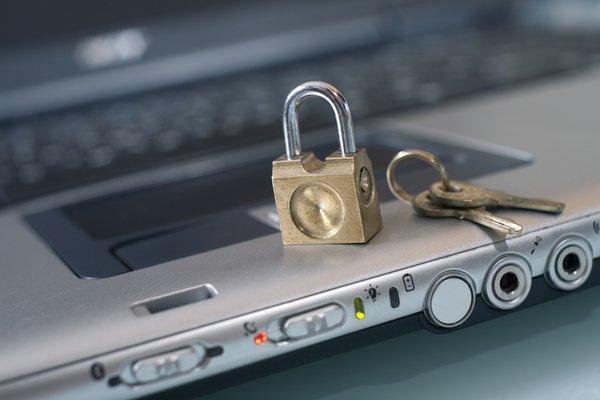 コンピュータ入力にパスワードを入力する方法