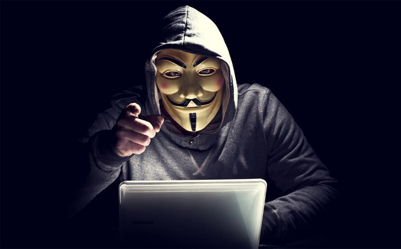 Anonymous group takes down ISIS site, replaces it with ...