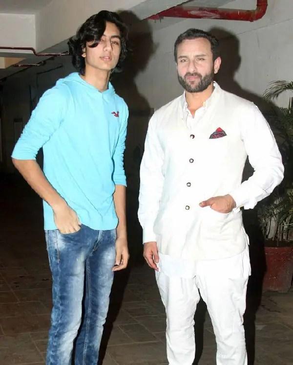 Saif Ali Khan has no idea about son Ibrahim's Bollywood ...