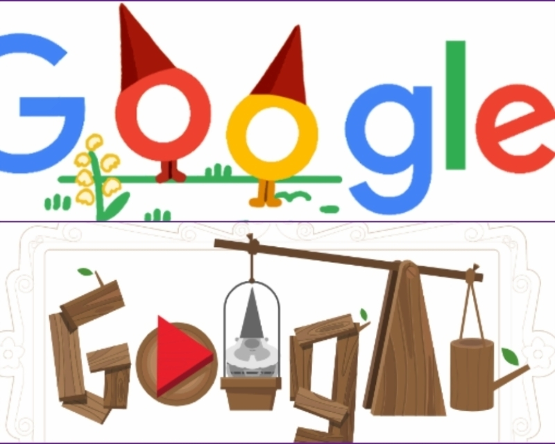 Popular Google Doodle Games: Stay and Play Garden Gnomes ...