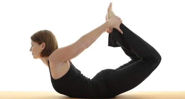 Try dhanurasana or the bow pose to relieve menstrual pain ...