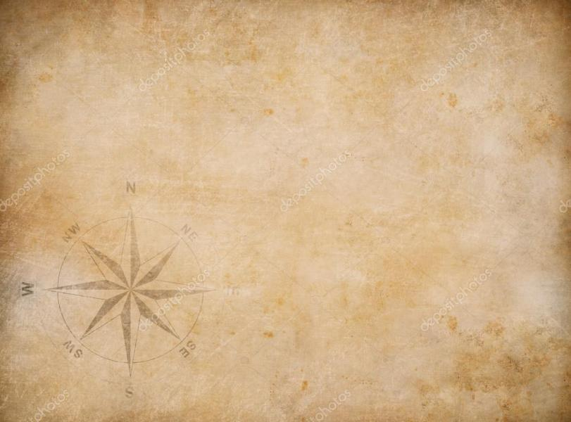 Background Stock Photo Image Of Retro Old Treasure Map Colourbox Blank With Compass And Photos