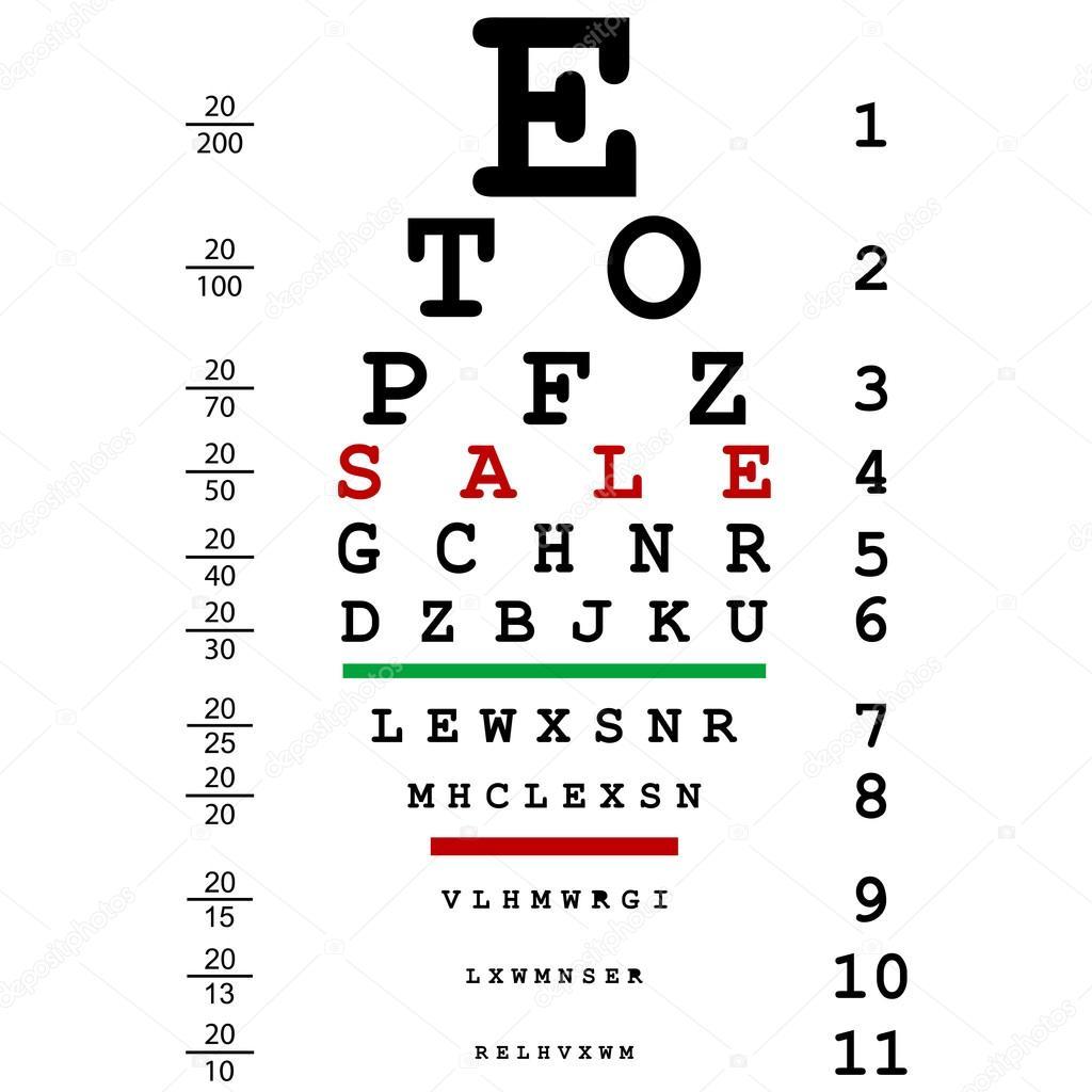 S license eye exam chart driver s license eye exam chart nvjuhfo Image collections