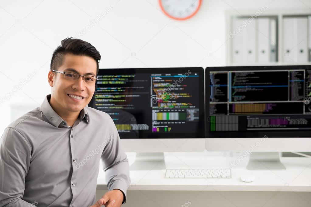 computer software developer - HD2120×1414