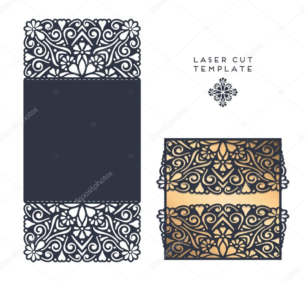 Cut Out Wedding Cards