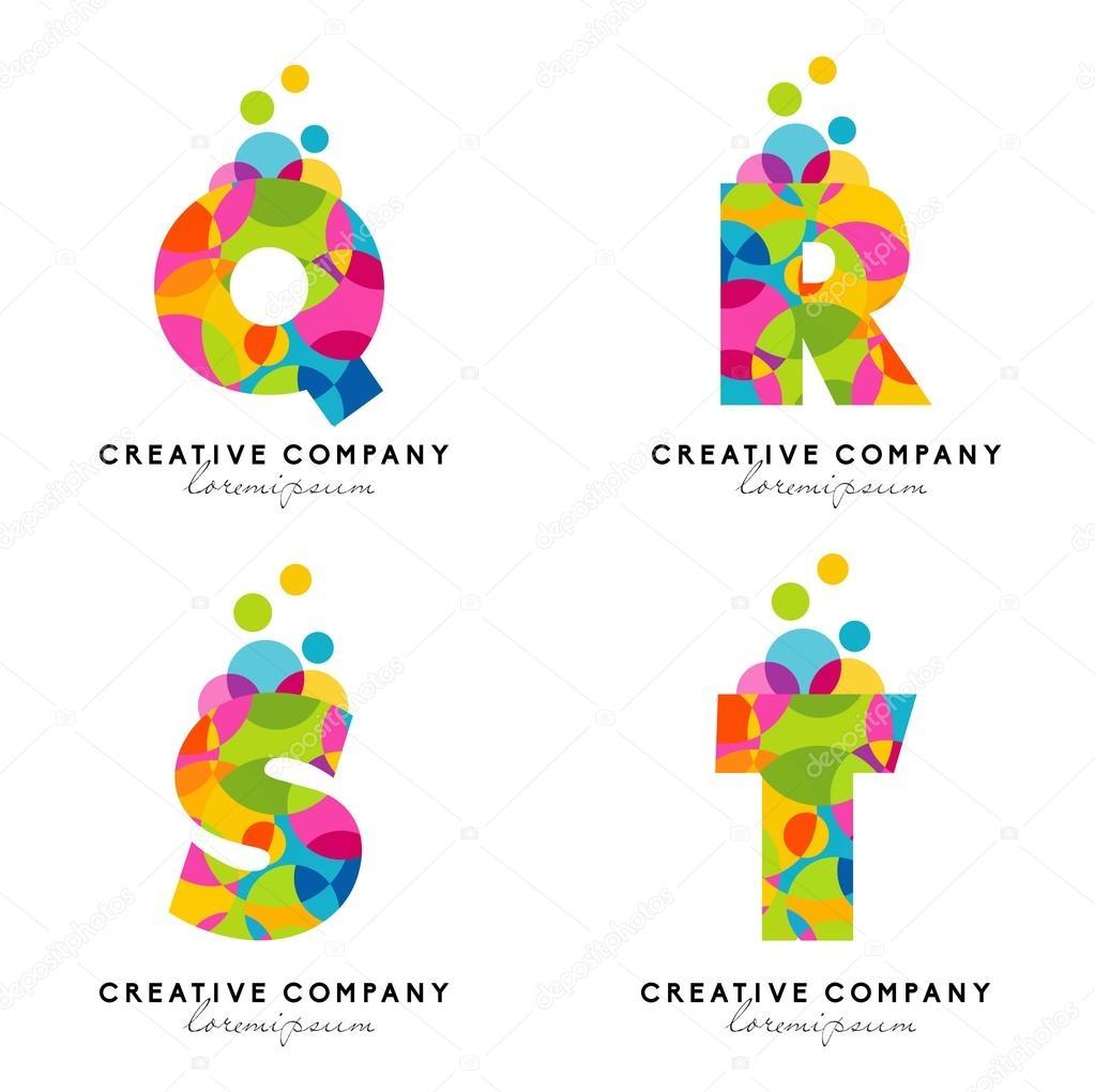 creative alphabet letters - HD1000×1077