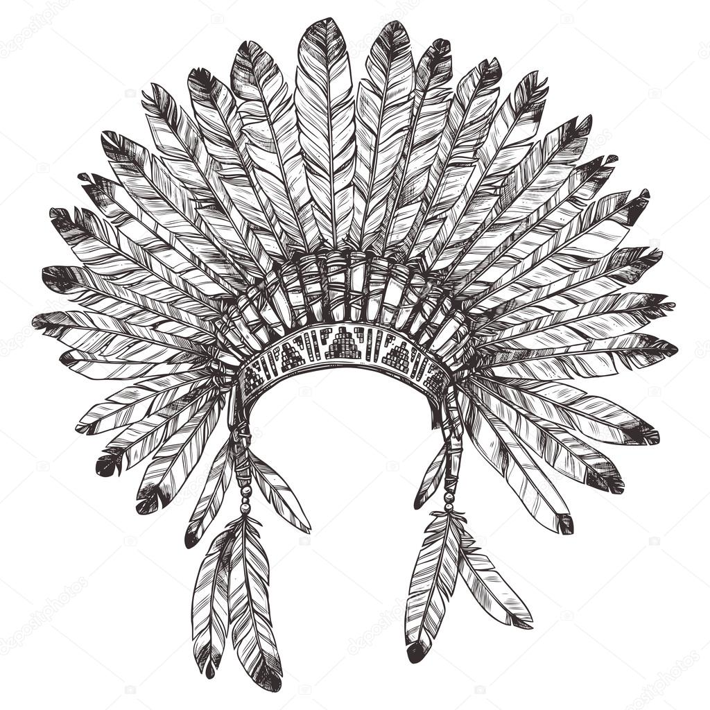 Native american hat template maxwellsz