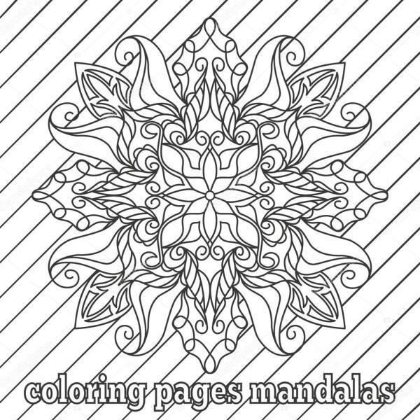 coloring pages mandalas # 80