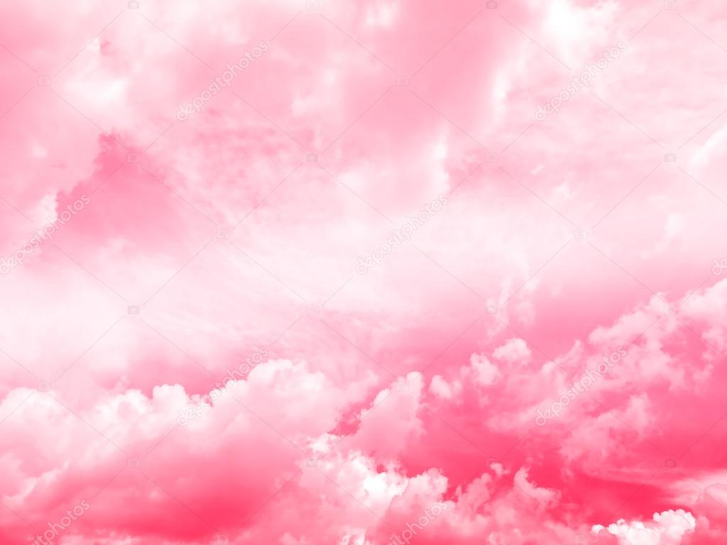 Top Aesthetic Pink Clouds Background Wallpaper