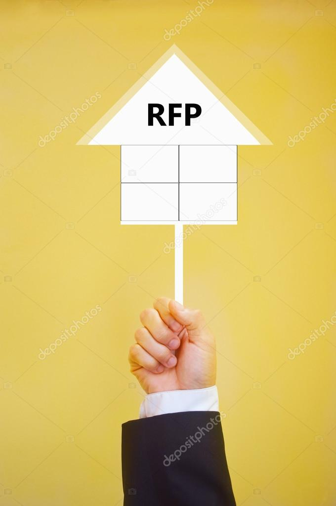 RFP or Request for Proposal business concept     Stock Photo     RFP or Request for Proposal business concept     Stock Photo