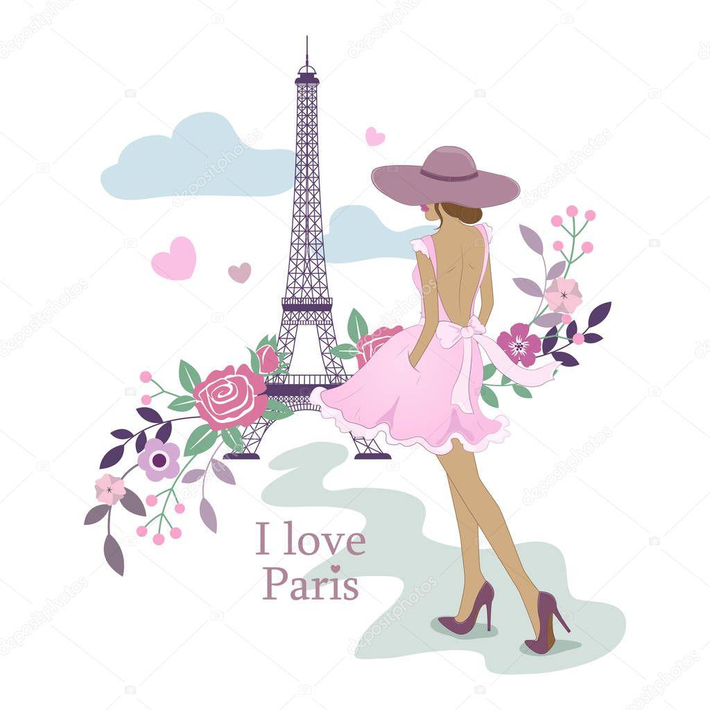 Birthday Tarjetas Eiffel Happy De Torre