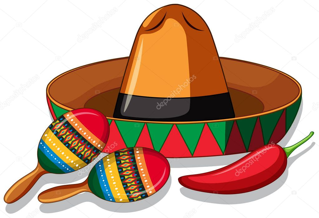 mexican backgrounds clip art - HD5675×3876