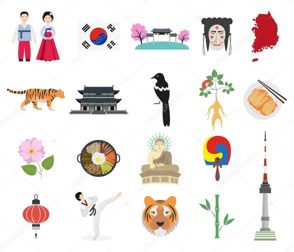 Korean National Symbols