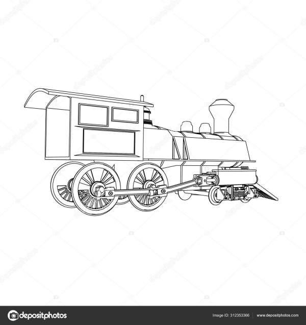 train coloring # 50