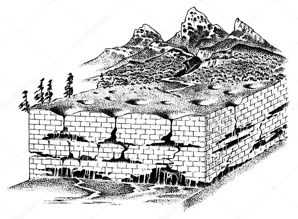 lithosphere pictures to draw - 800×589