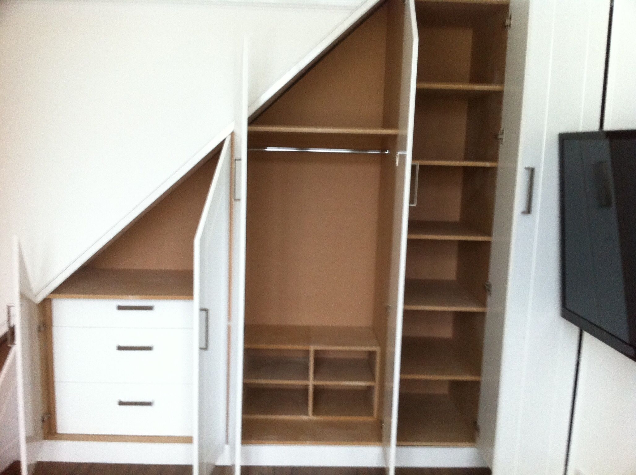 Let S Build A Cupboard Under The Stairs – Staircase Design | Cabinet Design Under Stairs | Tv Stand | Stairs Storage Ideas | Kitchen | Shelves | Staircase Ideas