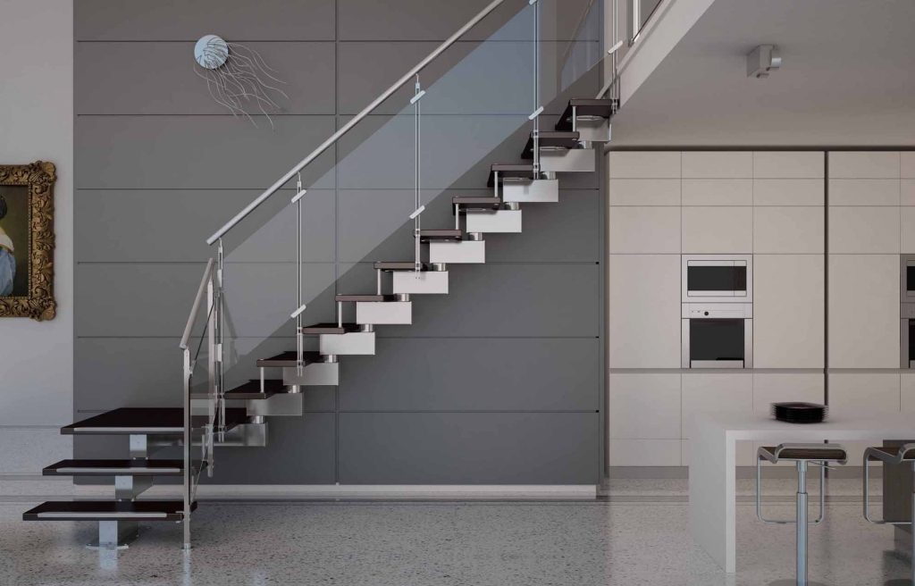 Stainless Steel Staircase Railing Designs Contemporary Stair Rails   Stairs Railing Designs In Steel   Caramel   Glass   Iron Spindle Railing   Square   Solid Wood