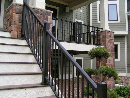 Stair Railing Parts