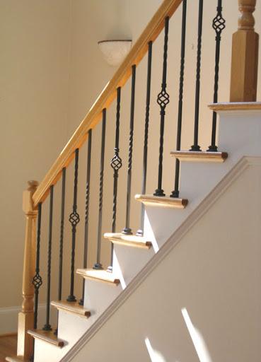 Twist Amp Basket Stair Solution