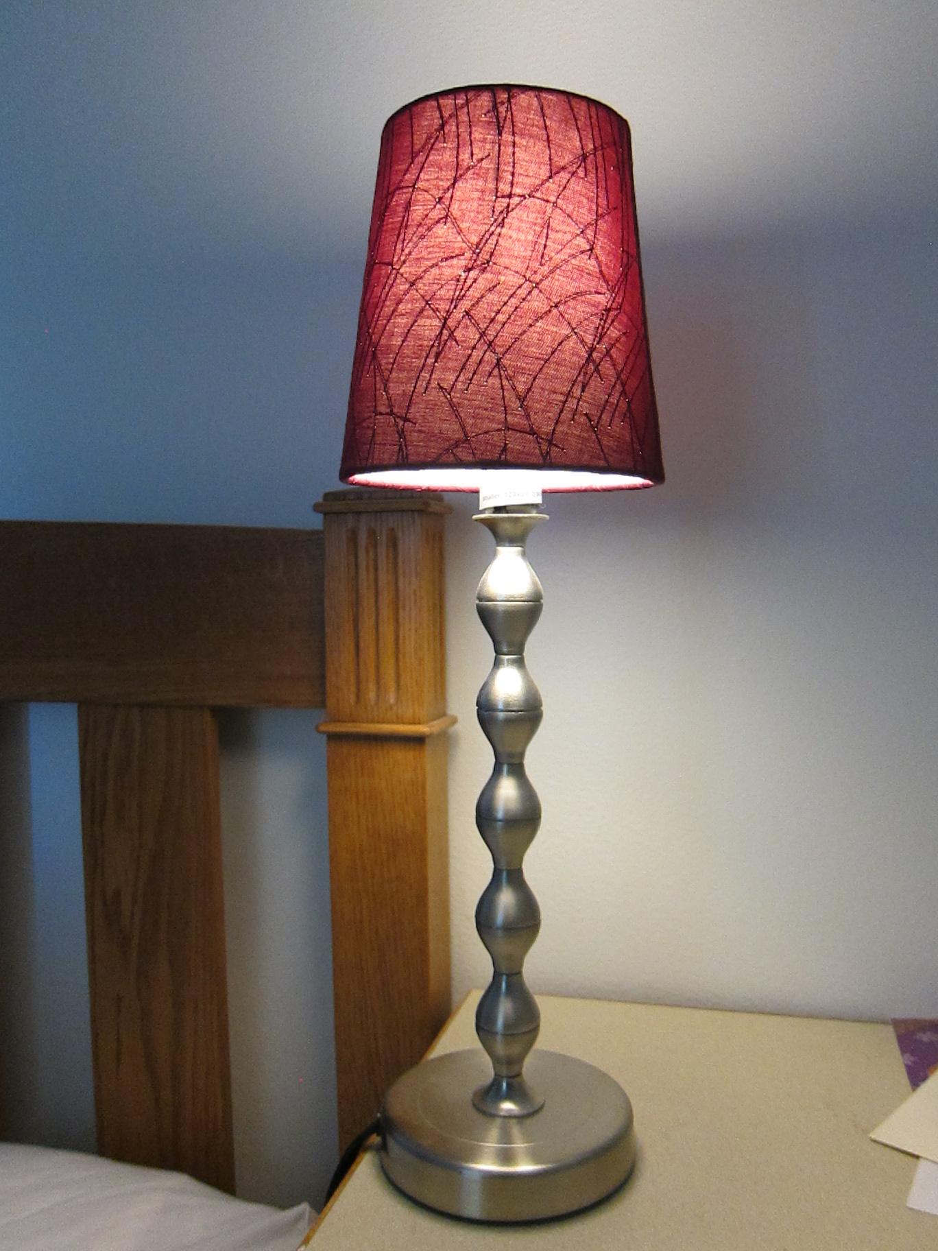 Ikea Romantic Purple Bedside Lamp 25 Stanfordmovingsales