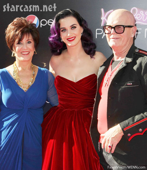 Doe Katy Perry's preacher parents approve of her music career, sexy image?