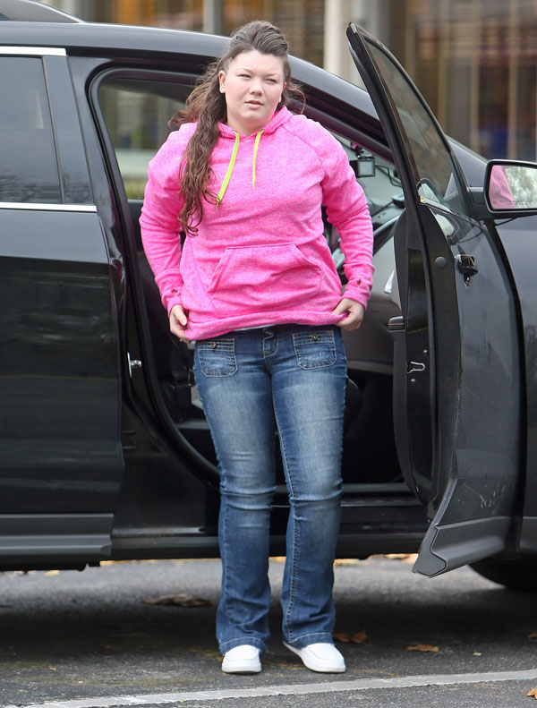 Amber Portwood Leah Gary