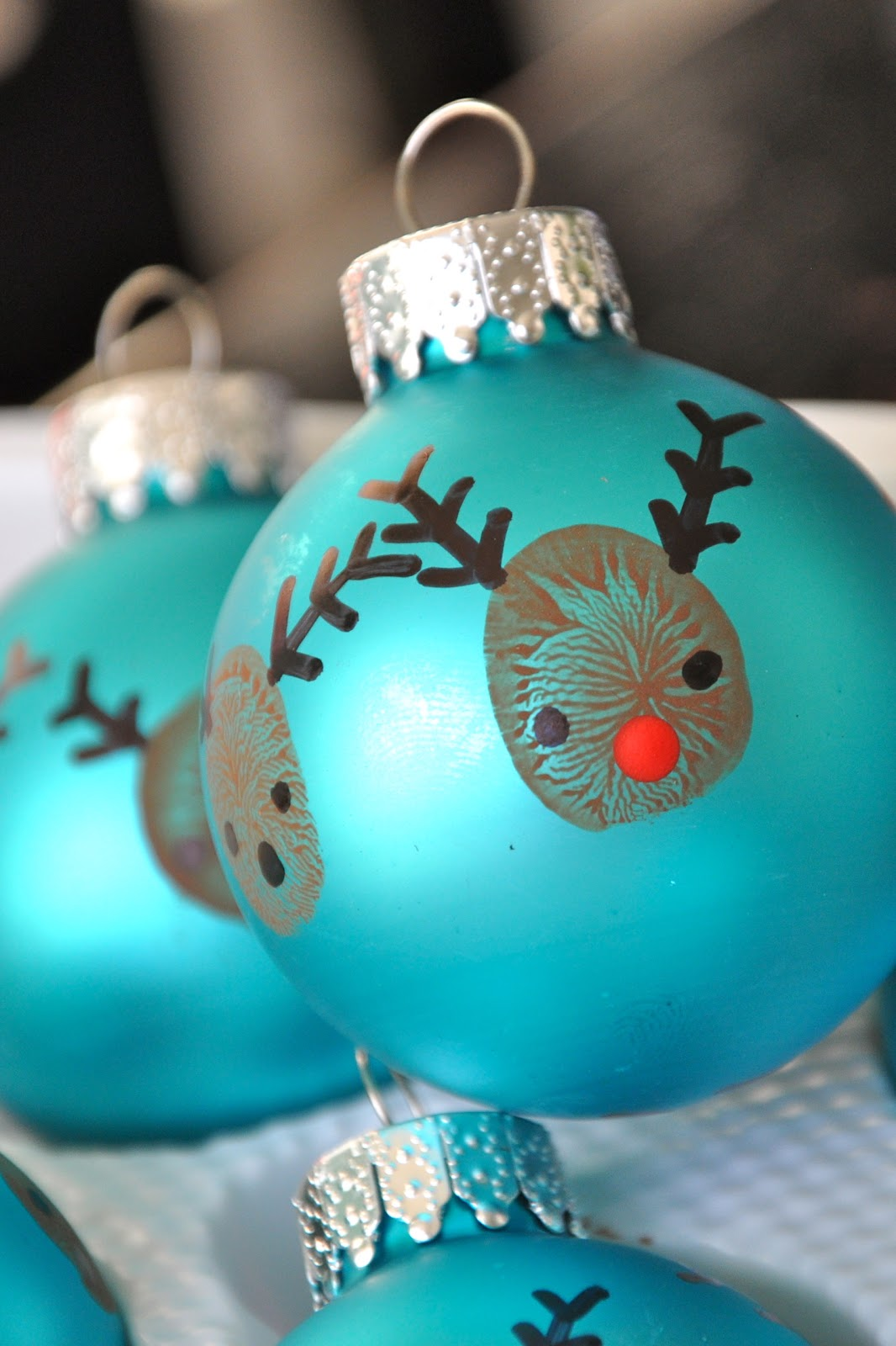 Indoor Christmas Reindeer Decorations
