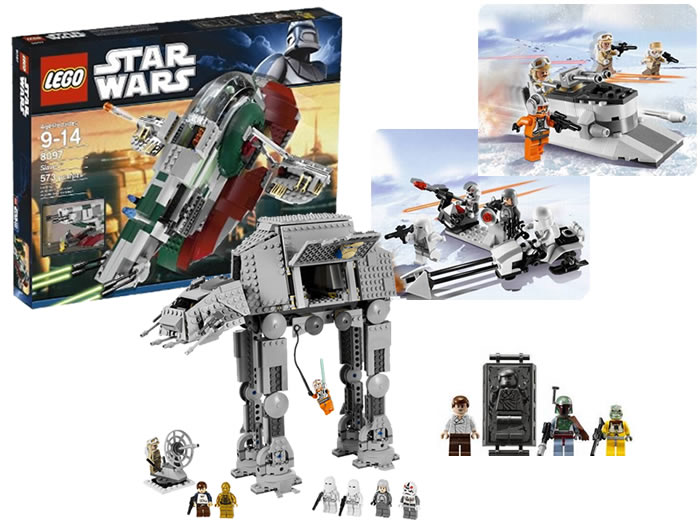 LEGO Star Wars  The Freemaker Adventures Premieres June 20 on Disney         Collecting the Galaxy  15 Years of LEGO Star Wars  Part 3