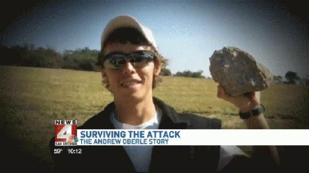 UTSA student talks about recovery from chimp attack | WOAI
