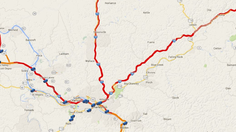 I 81 Road Conditions Wv