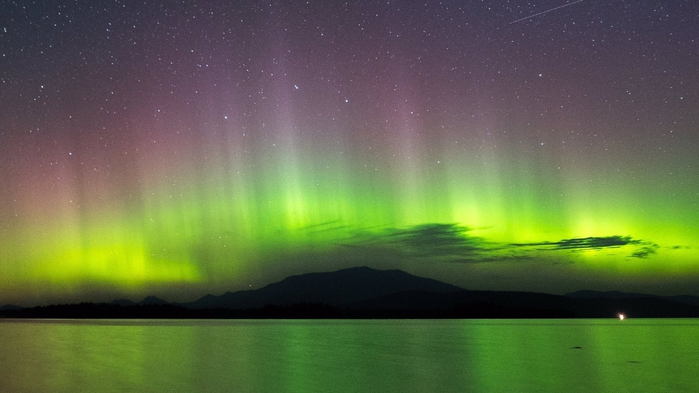 Recent Northern Lights Sightings