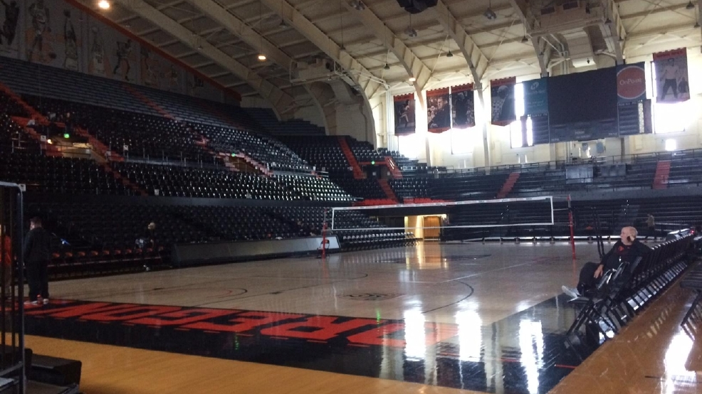 Power Outage At Osu S Gill Coliseum Affects Sporting Event Kval