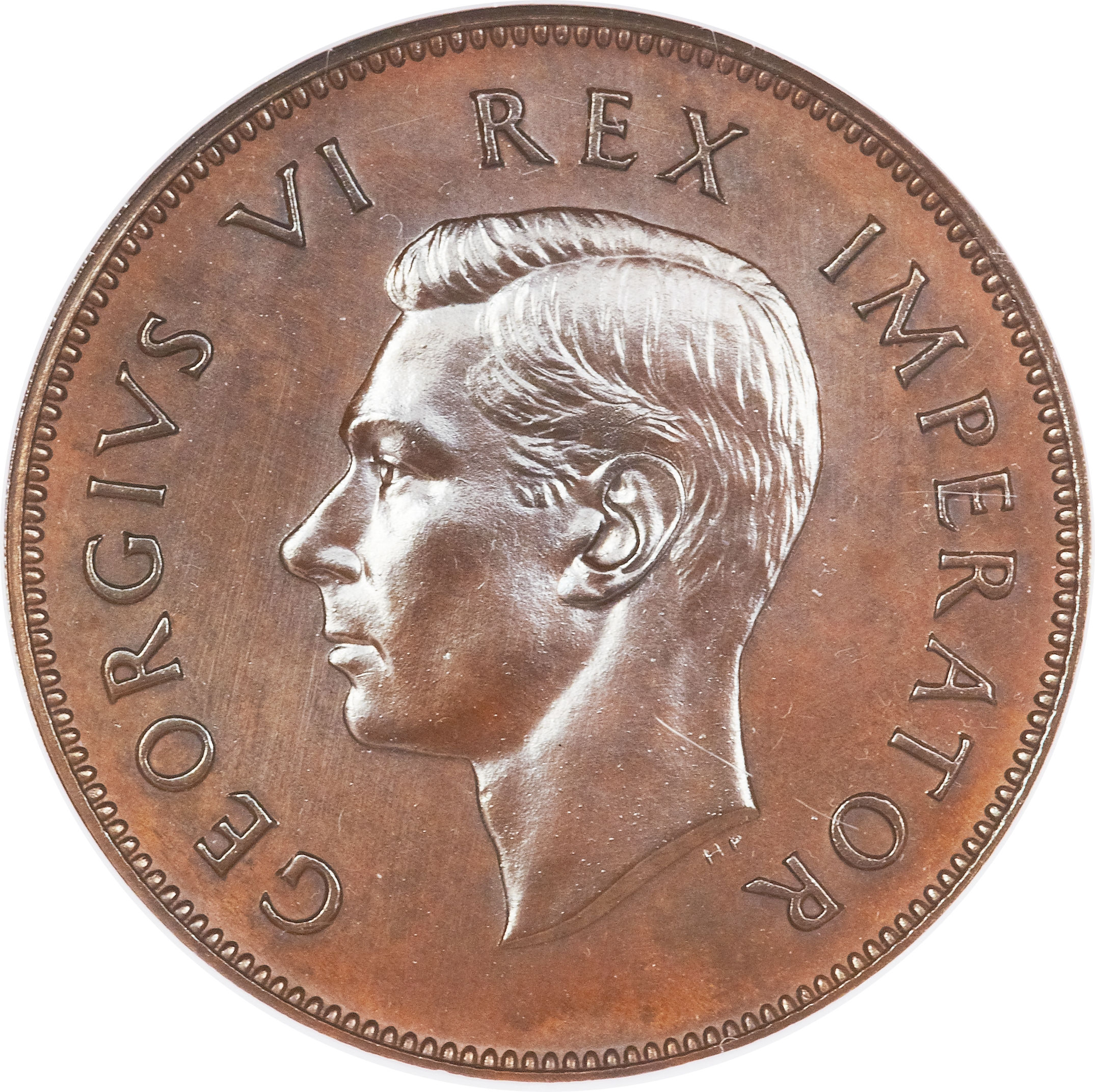 1941 Penny Value Copper