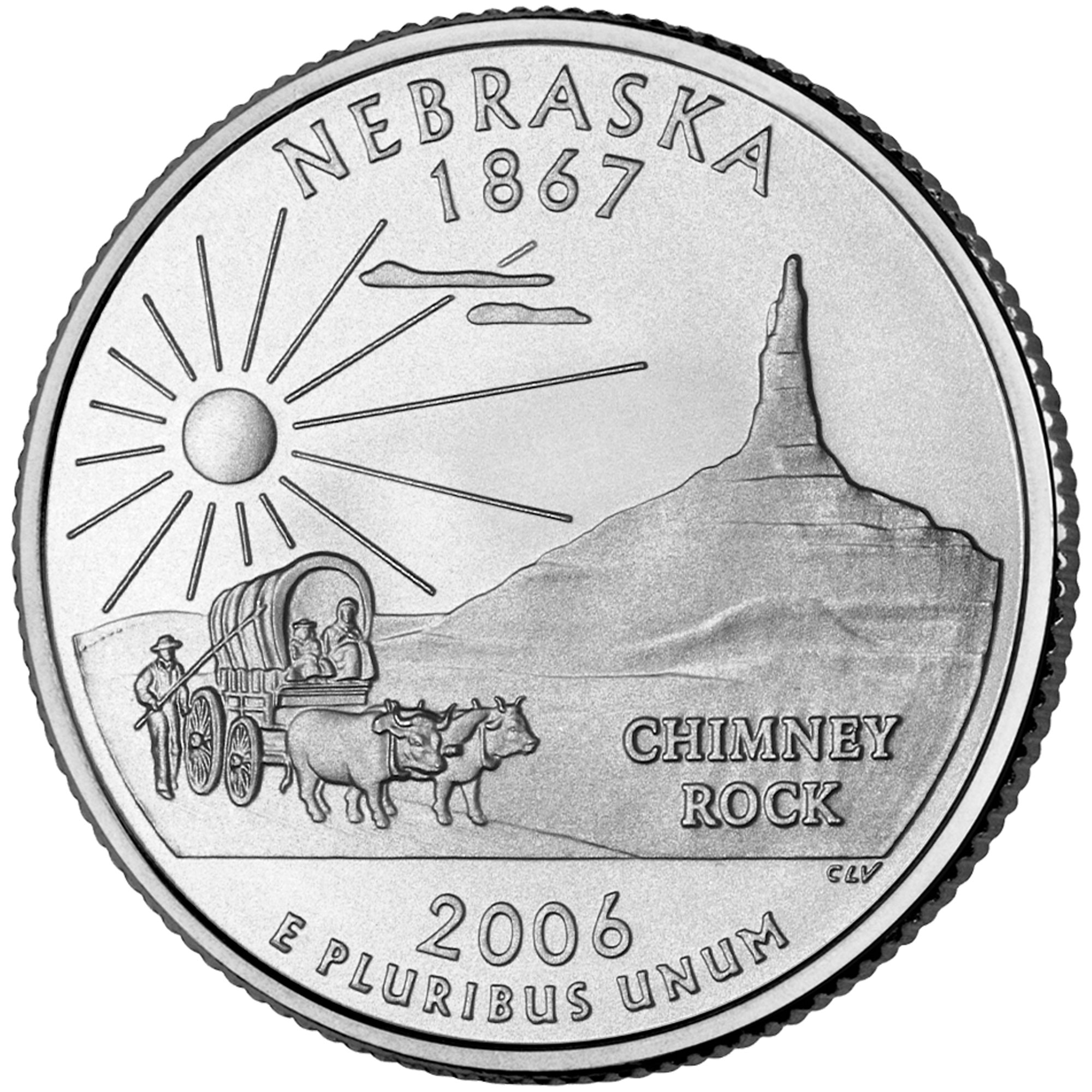 Quarter Coin United States