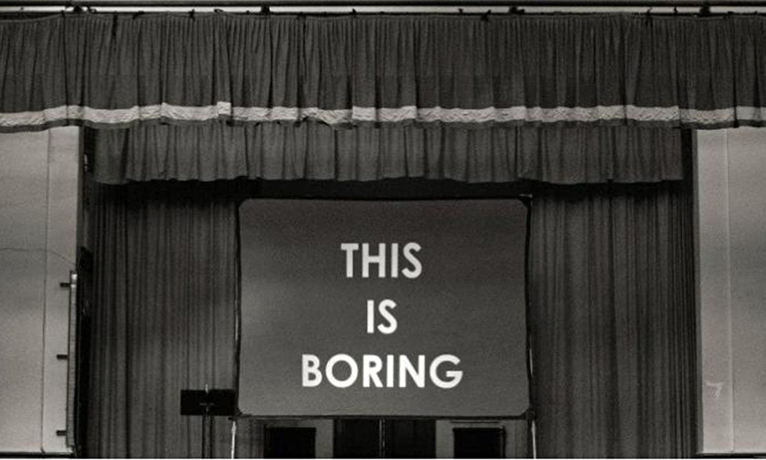 The Boring Conference The Fascinating World Of The