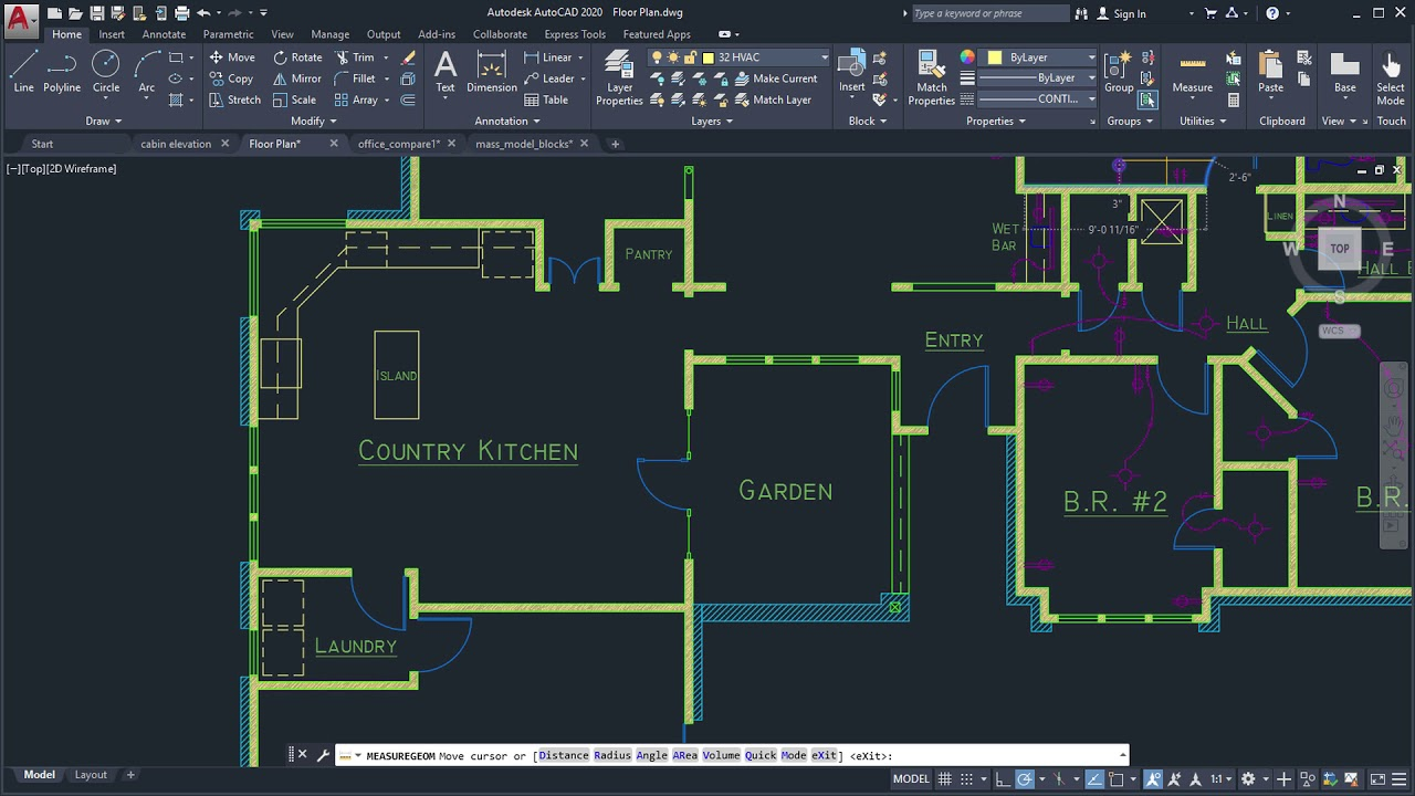 Screen House Plans