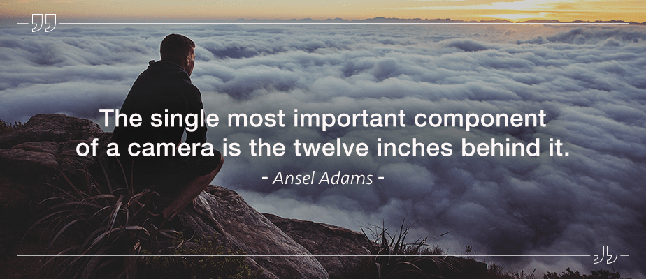 10 Inspiring Photography Quotes and their Renowned Authors Ansel Adams quote