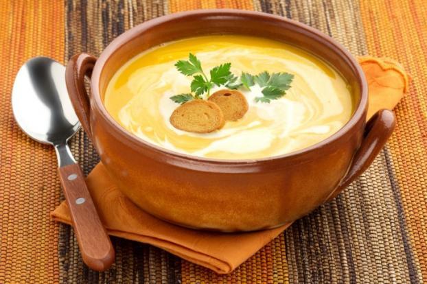 Recette Soupe De Potiron Et De Pomme De Terre 750g
