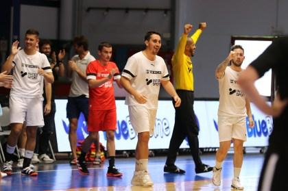 Handball.  Two weeks prior the Proliga, Caen already offers ensures
