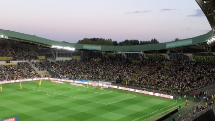 """""""A deprive of respect"""": the arousenettle of the FC Nantes followers on the deprive of subscriptions"""