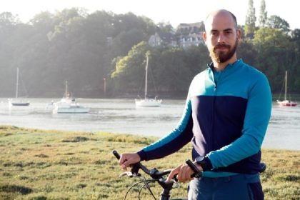 Mathieu Agez, polar information, creates a nature sports activities membership close Dinan