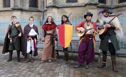 La Fête de la Barony revisits the Center Ages on Saturday in Douvres-la-Délivrande