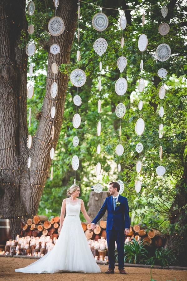 Outdoor Western Wedding Attire