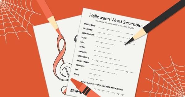 free halloween music # 40