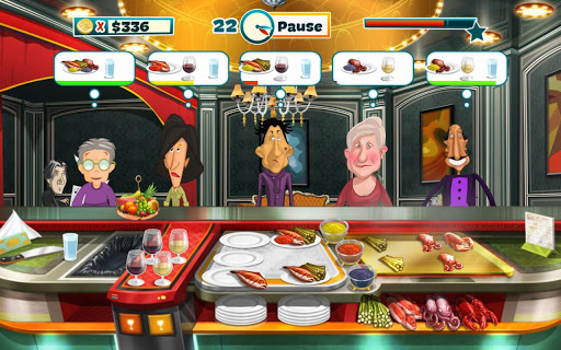 Free Games Restaurant Management
