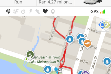 Map My Run Distance Free Wallpaper For MAPS Full Maps - Running map distance tracker